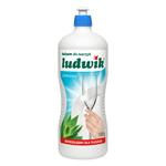 """Бальзам для мытья посуды Ludwik, """"Алоэ"""", 1000 г."""