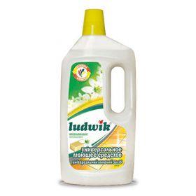"""Средство для мытья поверхностей, универсальное LUDWIK, """"Марсельское мыло"""" (супер блеск)"""