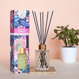 "Арома-диффузор La Casa de los Aromas коллекция Brandy ""Пион и роза"""